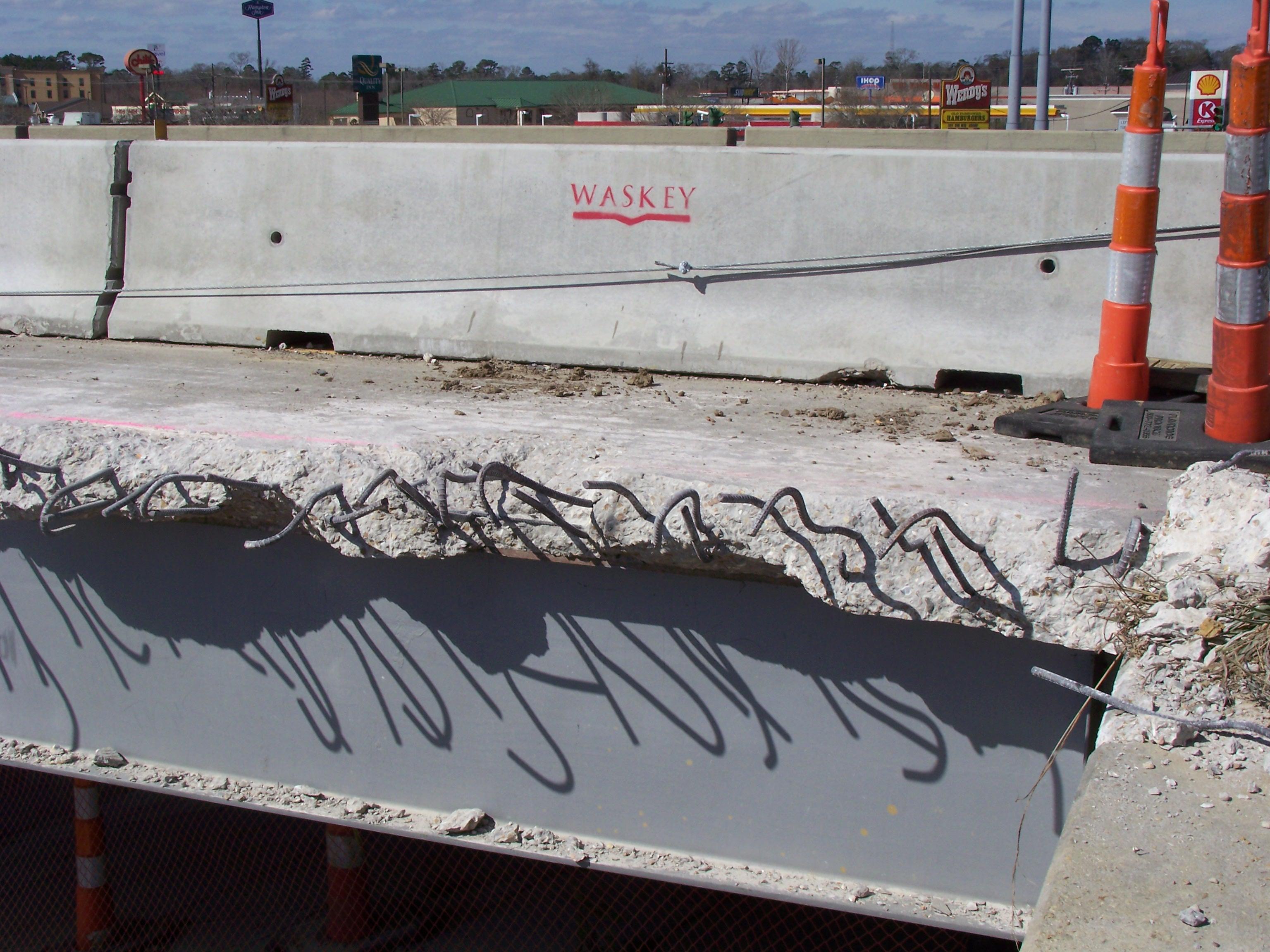 Barriers | Waskey